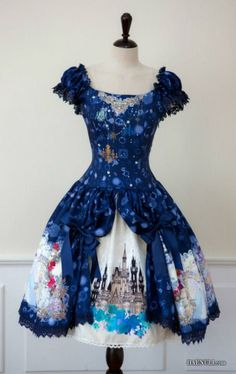 Dreaming Cinderella JSK  Haenuli.com