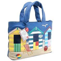 Beach Hut Leather Grab Bag Limited Edition