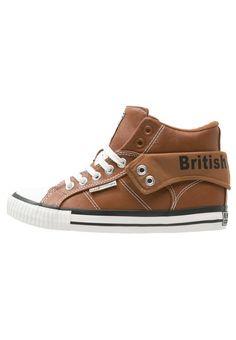 British Knights ROCO Sneaker high cognac/black für Herren