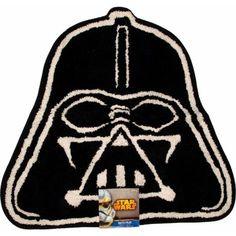 Great Star Wars Bath Rug, White