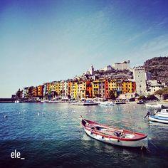 @ele_ - lovely porto venere - C2C N°001 - Sélection de monsieurpop pour www.INKstagram.fr