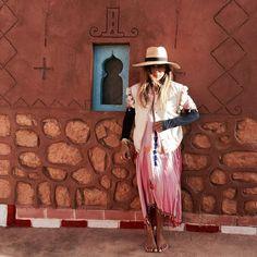 """To my GrandMa...Nedjma  #bakchic #eyesofnedjma #berber #morocco"" Photo taken by @bakchic_thelabel on Instagram"