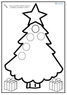Christmas Activities For Kids, Worksheets, Printables, Graphic Design, Drawings, Winter, Mockup, Children, Kindergarten