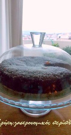 Σιροπιαστό κέικ καρύδας χωρίς αυγά και βούτυρο - cretangastronomy.gr Sweet Recipes, Vegan Recipes, Cake Pops, Tiramisu, Food And Drink, Pudding, Ethnic Recipes, Desserts, Gladiolus