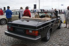 The Volvo 262 Solaire www.volvomuseum.nl