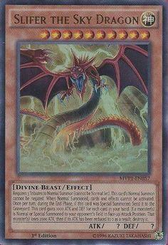 slifer the sky dragon figure