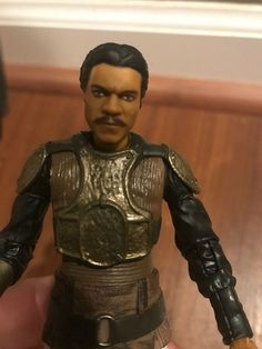 From a smoke free home and in fantastic shape. Lando Calrissian, Black Series, 6 Inches, Star Wars, Mint, Smoke Free, Shape, Starwars, Star Wars Art