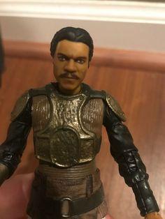 Star Wars Black Series 6 Inch Lando Calrissian Skiff Guard MINT #Ad , #SPONSORED, #Series#Inch#Black