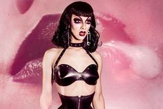 Atlanta's Drag Queens Don't Have Time for Your Drama Drag Queen Outfits, Violet Chachki, Rupaul Drag Queen, Queen Makeup, Queen Art, Queen Costume, She Girl, Club Kids, Have Time