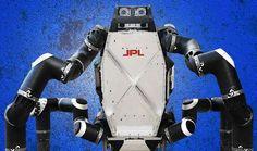 Es uno de los robots desarrollados por el Jet Propulsion Laboratory de la NASA p... - Externa