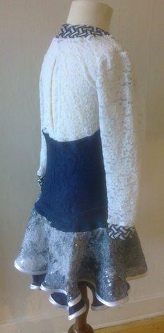 Dans kjole standard - Dance dress