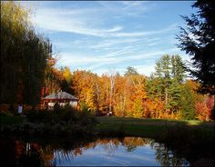 Friend's Lake Inn Wedding--On the lake and affordable!