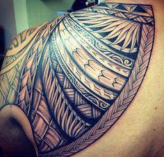 Done at Island Tattoo, San Diego
