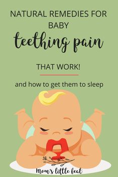 Sleep Remedies natural remedies for baby teething pain and how to get them to sleep. - Is your teething baby not sleeping? Try these natural baby teething remedies before you put them to bed to promote better sleep. Baby Teething Remedies, Natural Teething Remedies, Natural Remedies, Natural Treatments, Herbal Remedies, Teething Baby Relief, Baby Teething Symptoms, Teething Signs, Insomnia Remedies