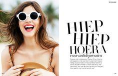 Editorial design JAN Magazine 7-2013 reportage