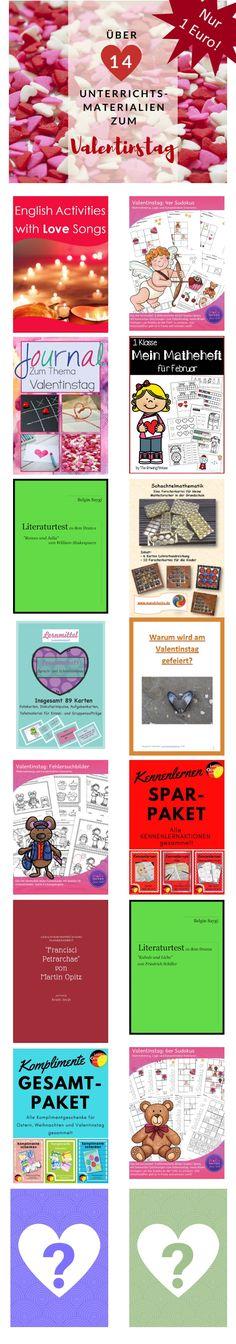 124 best Unterrichtsmaterial Englisch / Mathe / Deutsch / DaF images ...