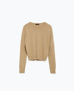 Image 6 of CROPPED SWEATER from Zara