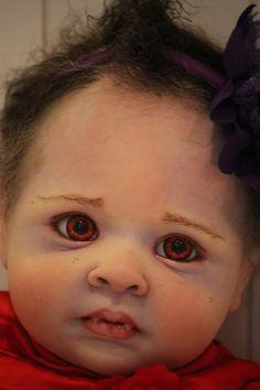 Custom Twilight Vampire Reborn baby by TwistedBeanStalkNurs, $950.00