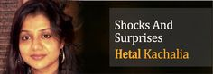 Shocks And Surprises