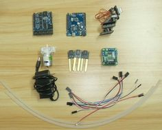 Arduino Automatic Watering System For Plants Sprinkler-module needed.