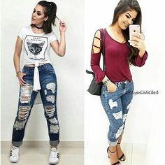 1 ou 2? - - - #look #lookdanoite #instagood #white #perfect #amomuito #linda #night #closet #girl #fashion #blogueiras #moda #blogger #instagram #instagrammer #boanoite #meninas #likes #like4like #likesforlike #segunda #listras #bomdia #boatarde #beach #praia #jeans #boanoite #shoes