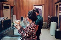 Photographed by William Eggleston