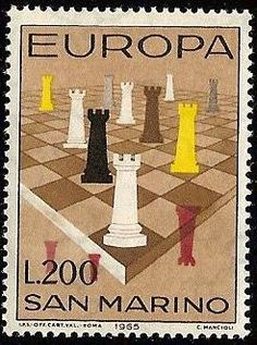 COSSU: Chess on Stamp Study Unit