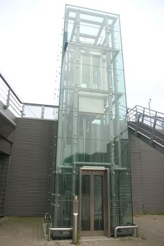 glass elevator - Google Search