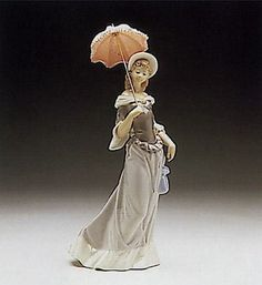 Lladro Sunny Day 1978-93   5003G http://www.thecollectionshop.com/xq/ASP/Lladro-Sunny-day-1978-93/S.5003G/A.2/qx/Limited_Edition_Art_Detail_Page.htm $475.00 #Lladro