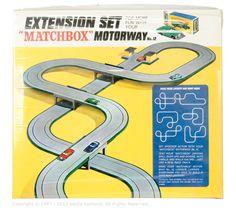Matchbox Motorway No.12 Extension Set