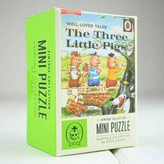 Ladybird 88 Piece The Three Little Pigs Jigsaw Puzzle