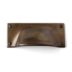 Sun Valley Bronze, Surface-mount bin pull