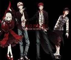 anime girl, gif, and anime boy image