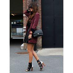 25 looks con falda plisada que amarás incorporar a tus atuendos casuales - IMujer