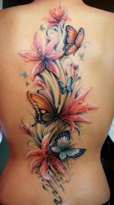 With that in mind we're going to take a look at one of the more popular tattoos among women – the butterfly tattoo. Now we're not saying that getting a butterfly ...