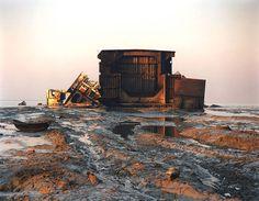 Edward Burtynsky  Shipbreaking #1  Chittagong, Bangladesh 2000