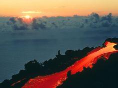 Piton de la Fournaise, Ile de la Réunion, Outre-Mer