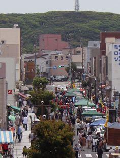 銚子観音 門前軽トラ市