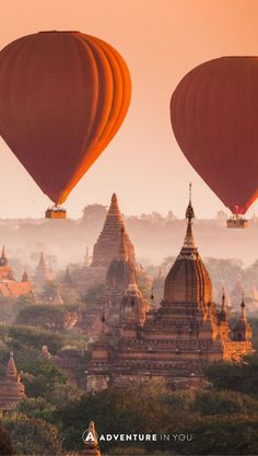 Bagan Myanmar | Explore the best temples and pagodas using this complete guide to Bagan.