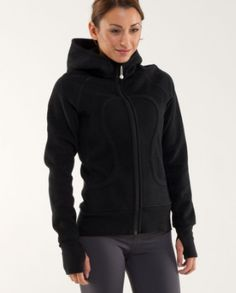 lululemon Scuba Hoodie in Black - this is what I look forward to every night! Sports Hoodies, Cool Hoodies, Cheap Hoodies, Lululemon Scuba Hoodie, Lululemon Yoga, Yoga Shoes, Winter Hoodies, Jackets For Women, Clothes For Women