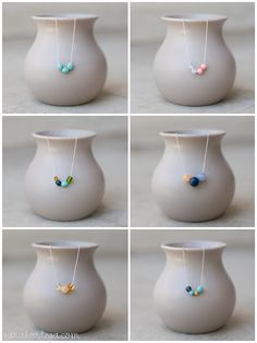 Up Cycle Necklace! Brilliant! {diy up-cycle necklace} Sarah Ortega #jewelrymaking