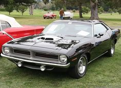 1970 Plymouth HEMI 'Cuda..426 Hemi 425 Horsepower