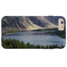 Hidden Lake Overlook Glacier National Park Montana Tough iPhone 6 Plus Case