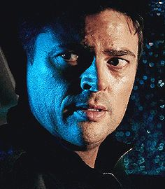 From Karl Urban International (Tumblr) - Karl as John Kennex, S1E13. This scene was great in every conceivable way. As is the show. Please, #almosthumanFOX, give us a second season!