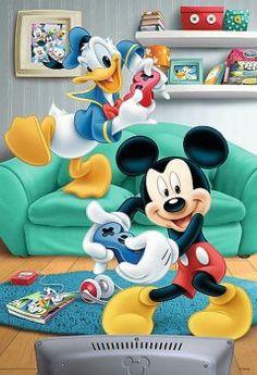 Wallpaper iphone disney mickey donald duck 28 Ideas for 2019 Arte Do Mickey Mouse, Mickey Mouse Cartoon, Mickey Mouse And Friends, Retro Disney, Cute Disney, Disney Art, Mickey Mouse Wallpaper, Wallpaper Iphone Disney, Image Mickey