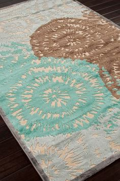 Modern Abstract Pattern Rug - Multi by Jaipur Rugs Inc. on @HauteLook
