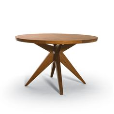modern dining table round oval dining room furniture modern brown polished round teak with eased edge profile and 4 crossed table legs round dining room tables with extensions