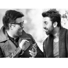 Karan Johar, Ranbir Kapoor, Film, Crafts, Art, Movie, Art Background, Manualidades, Film Stock