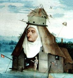 Hieronymus Bosch brings us the strange medieval world of faith and fair. H.K.