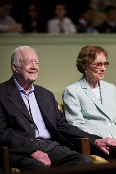 How Jimmy Carter's Hometown, Church Are Mobilizing To Support Him American Presidents, Presidents Usa, Bush Family, Georgie, Jimmy Carter, Former President, Family Events, Aging Gracefully, Black White Photos